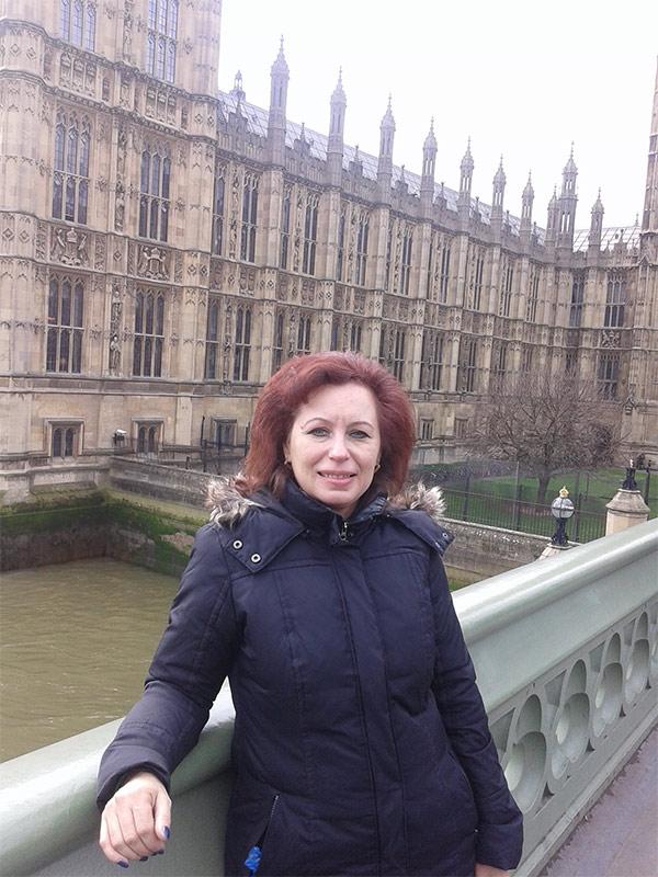 Еще одна поездка в Лондон
